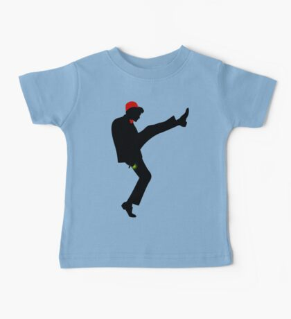The [11th] Doctor of Silly Walks Baby Tee