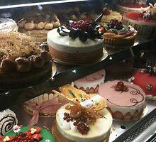 """ Se Magnifique Bakery "" by waddleudo"