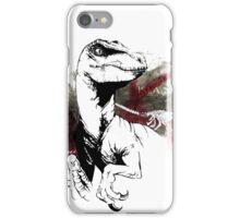 Velociraptor Mongoliensis iPhone Case/Skin