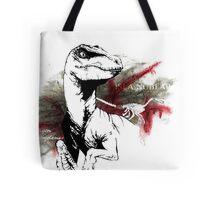 Velociraptor Mongoliensis Tote Bag