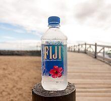 Fiji Water by Mitchell Ward