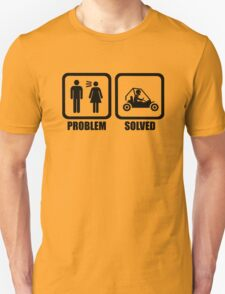Dune Buggy Problem Solved T-Shirt