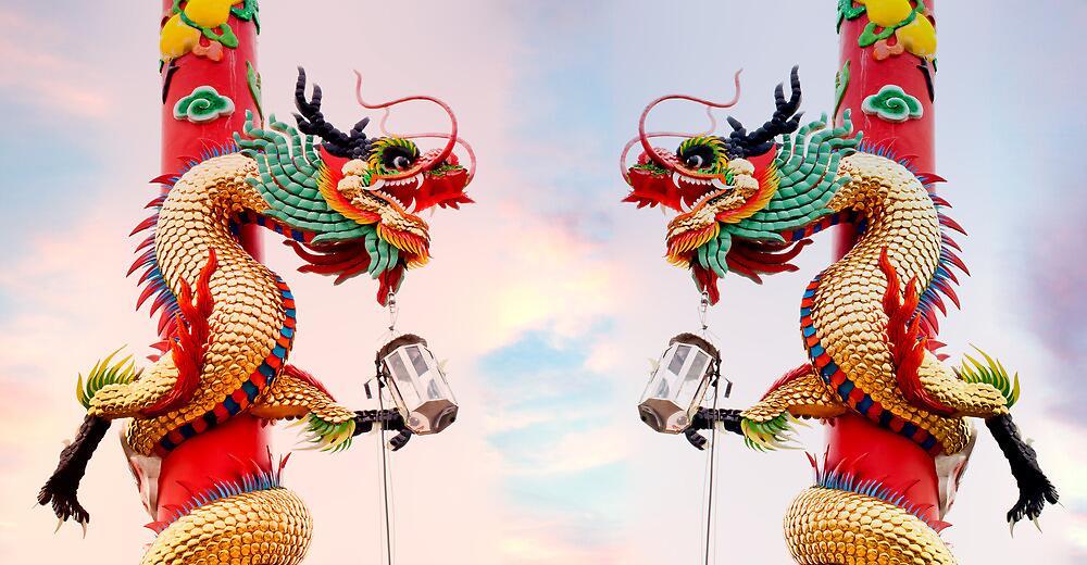 double dragon by koratmember