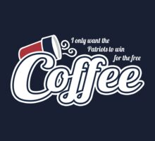 Free Dunkin Donuts Coffee if the Patriots Win by iloveshirts13