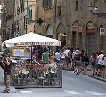 Streets of Florence by CreativeUrge