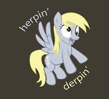 Herpin' Derpin' Derpy Unisex T-Shirt