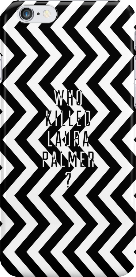 Who Killed Laura Palmer? by everyday09
