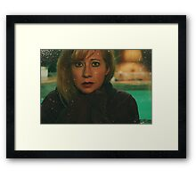 So Cold Without You Framed Print