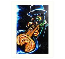 Color Me Jazzy Art Print
