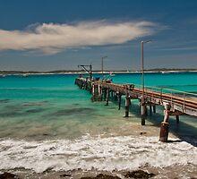 Vivonne Bay Jetty by Werner Padarin