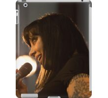 Bif Naked At The West Coast Women's Show iPad Case/Skin