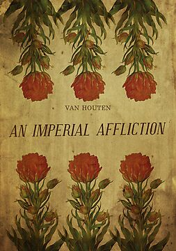 An Imperial Affliction: Vintage Cover by Joviana Carrillo
