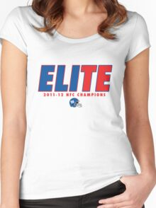 ELIte Women's Fitted Scoop T-Shirt