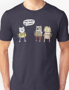 Kitty Teen Angst T-Shirt