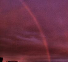 Morning Rainbow by Thomas Eggert