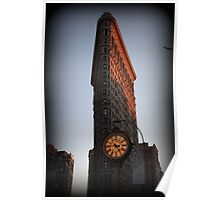Flatiron on 5th Poster