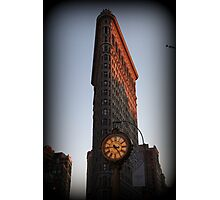Flatiron on 5th Photographic Print