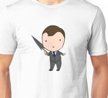 Mycroft & The Beloved Umbrella  Unisex T-Shirt