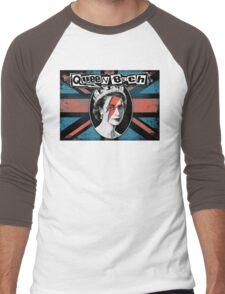 Queen Bitch Men's Baseball ¾ T-Shirt