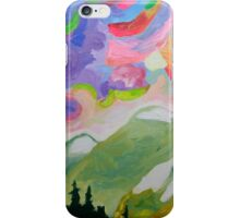 First Snow on the Coquihala iPhone Case/Skin