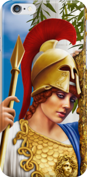 Athena by Ivy Izzard