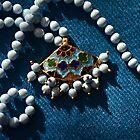 BLUE MAGIC by kamaljeet kaur