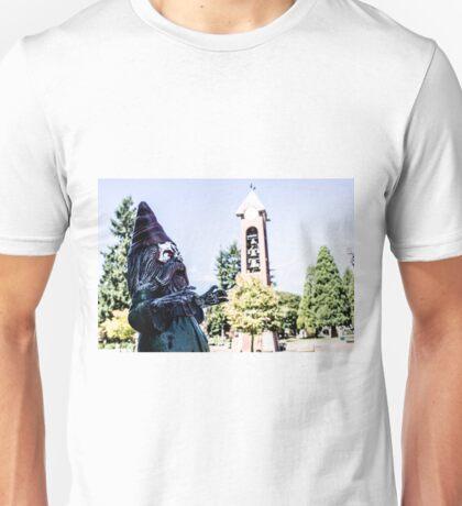 Town Creeper Gnome Unisex T-Shirt