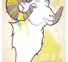 Ram On by beberequin