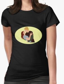 Dr. Horrible's Dream Dance Womens Fitted T-Shirt