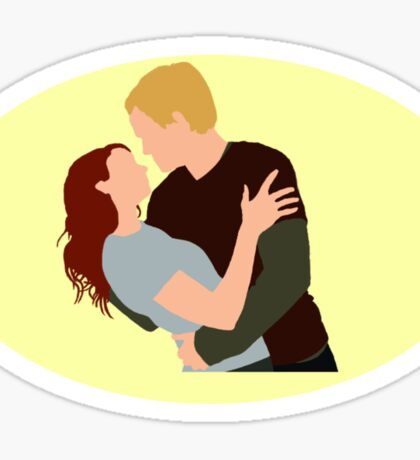 Dr. Horrible's Dream Dance Sticker