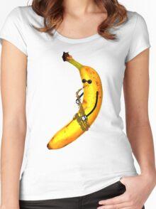 Jazz Banana Women's Fitted Scoop T-Shirt