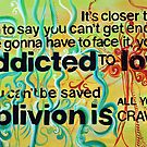 Addicted to Love by Raychel Castelletti
