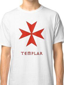 Knights Templar Classic T-Shirt
