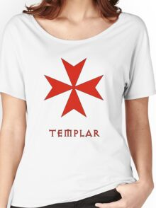 Knights Templar Women's Relaxed Fit T-Shirt