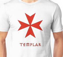Knights Templar Unisex T-Shirt