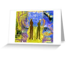 The PROMISE Keepers Greeting Card