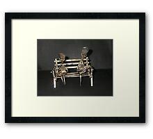 Lunchtime King Edward Park BC71112 Framed Print