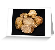 Oregon White Truffles # 2 Greeting Card