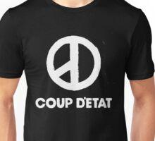 COUP D'ETAT V. WHT Unisex T-Shirt