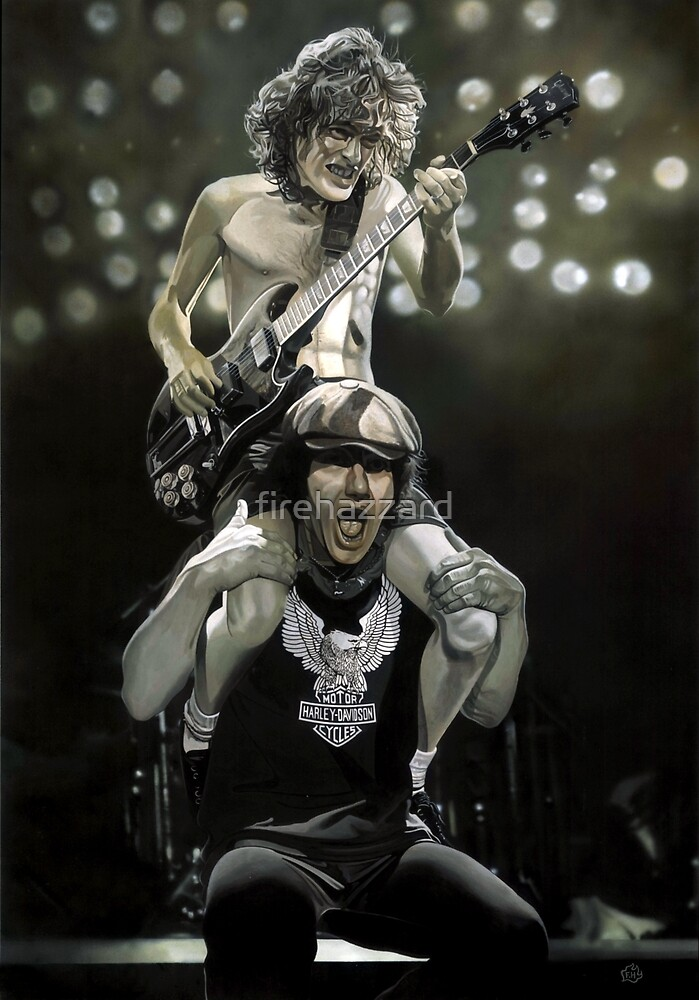For Those About To Rock... by firehazzard