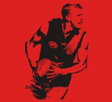 Dustin Fletcher by Barnsey