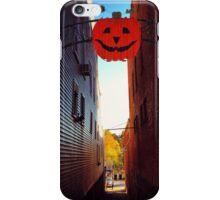 Halloween! iPhone Case/Skin