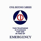 Civil Defense Carrier by ubiquitoid