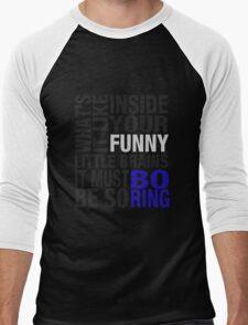 Sherlock quote typography T-Shirt