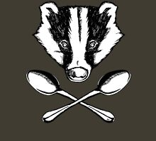 Badger and Spoons T-Shirt