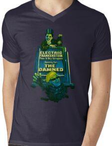 The Damned Poster Mens V-Neck T-Shirt