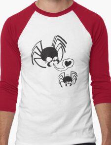 Dangerous Spider Love Men's Baseball ¾ T-Shirt