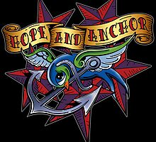 Hope And Anchor (1) by firehazzard