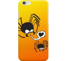 Dangerous Spider Love iPhone Case/Skin