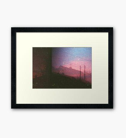 From Dusk Til Dawn (2) Framed Print